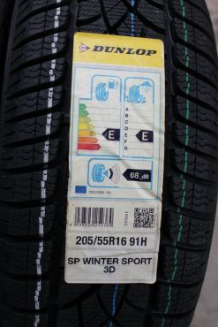 SP Winter Sport 3D 245/35 ZR19 93W