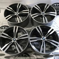 Original Wheels Tires B7850582